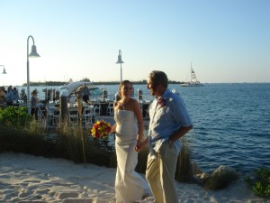 Stephen And Amanda's Wedding In Key West